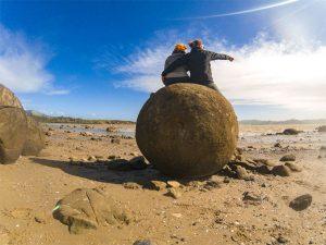 Koutu boulder- northland
