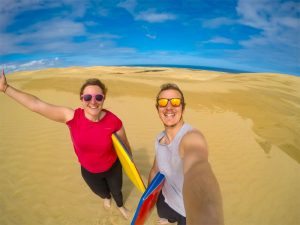 Sand dunes- northland