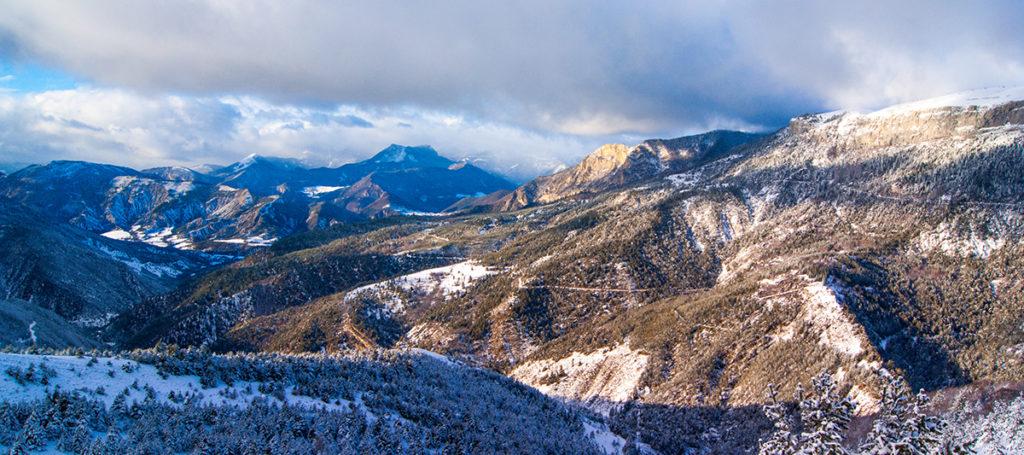 Un nouvel an à la montagne